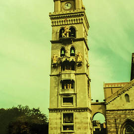 Messina's Bell Tower by Lorraine Palumbo