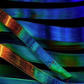 Metal Abstract by Paul Wear