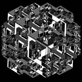 Metal Habitat by Mario Carini
