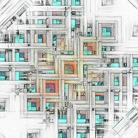 Metropolis by Jon Woodhams