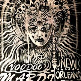 Metropolis Voodoo Mardi Gras 2020 by Amzie Adams