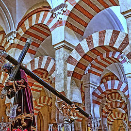 Mezquita de Cordoba 15 by Allen Beatty