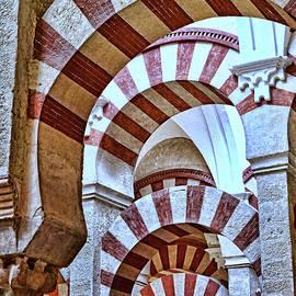Mezquita de Cordoba 20 by Allen Beatty