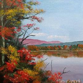 Michigan Autumn by Lee Piper