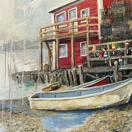 Mid Coastal Maine by Alan Lakin