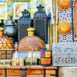 Middle Eastern souvenirs by Alexey Stiop