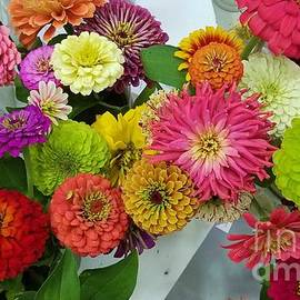 Midsummer Bouquet by Dave Cotton