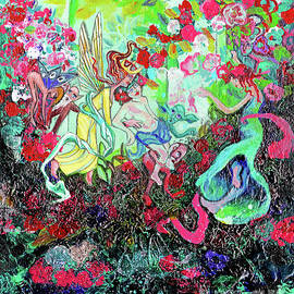 Midsummer Nights Dream by Genevieve Esson