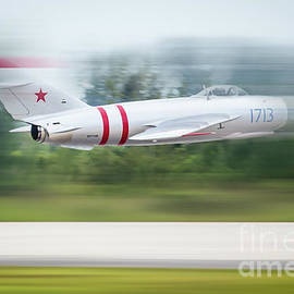 Mig-17 Russian Fighter by Rene Triay Photography