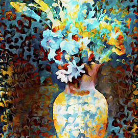 Milady's Vase by Susan Maxwell Schmidt