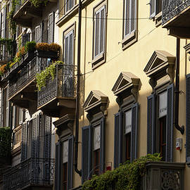 Milan Street Front by Andrew Cottrill
