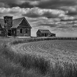 Milk River Valley Church by Darren White