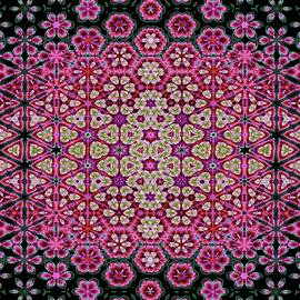 Mini Kaleidoscopic Motif by Grace Iradian