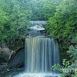Minneopa Falls in Summer 2020 by Natural Focal Point Photography