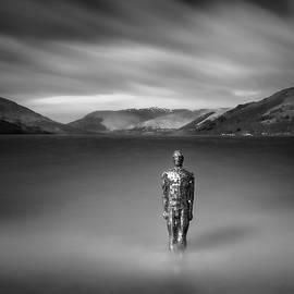 Mirror man by Dave Bowman