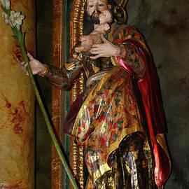 Mission San Francisco de Asis San Jose St Joseph by Debby Pueschel