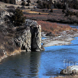 Missouri Headwaters State Park by Kae Cheatham