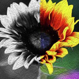 Mixed Life Sunflower