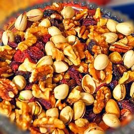 Mixed Nuts  by Darius Xmitixmith