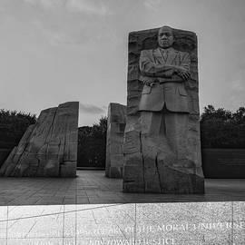 MLK Memorial by Kathi Isserman