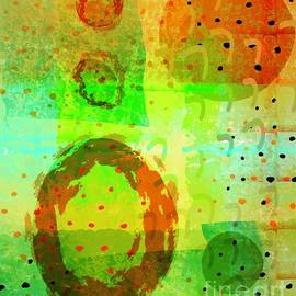 Contemporary Modern Abstract 325  by Sarah Niebank