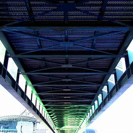 Modern Bridge by Angelika Vogel