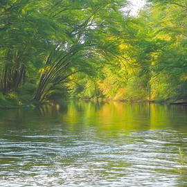 Mohican River by Susan Hope Finley