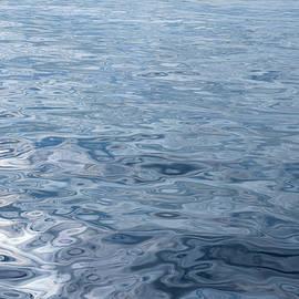 Moire Silk and Satin - Mesmerizing Water Play Patterns by Georgia Mizuleva