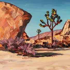 Mojave Desertscape by Robert Gerdes
