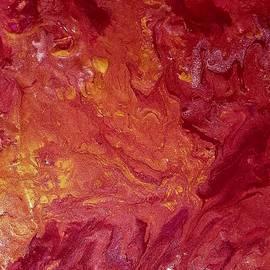 Molten Lava  by Tanuja Rangarao