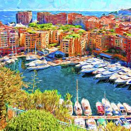 Monaco, Monte Carlo Residential Area #2 by Tatiana Travelways