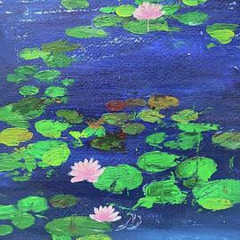 Monet's Dream by Kaashi Art