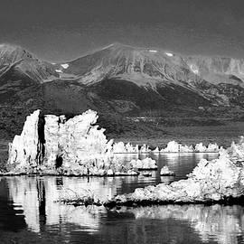 Mono Lake Tufas by Jerry Griffin