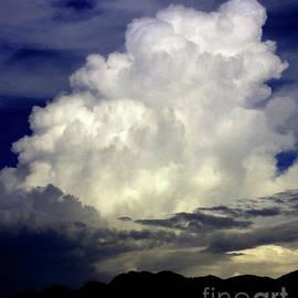 Monsoon Cloud by Douglas Taylor