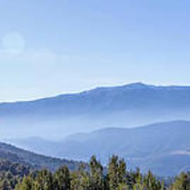 Mont Ventoux mountain in Southern France by Jekaterina Sahmanova