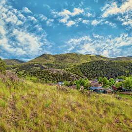 Montana Hills by Anthony Dezenzio