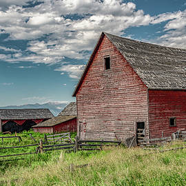 Montana Rustic and Rural by Marcy Wielfaert