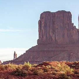 Monumental Mitten ... by Judy Foote-Belleci