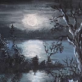 Moon song by Megan Walsh
