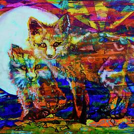 Moonlight Babes by Beverley Harper Tinsley