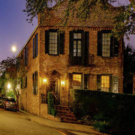 Moonlight in Charleston by Norma Brandsberg