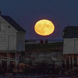 Moonrise by Jack Milton