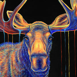Moosedance by Teshia Art