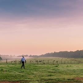 Mornin' Work by Ryan Johnson
