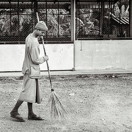 Morning Chores by Lee Craker