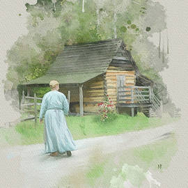 Morning Chores by Mary Timman