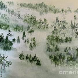 Morning Fog by Inez Ellen Titchenal