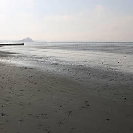 Morning Low Tide Penzance by Michaela Perryman
