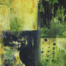 Mossy Garden by Nancy Merkle