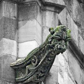 Mossy Gargoyle by Dark Whimsy
